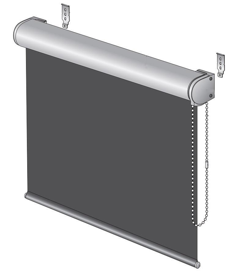 Рулонная штора Basic K