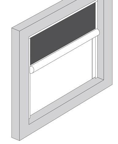 Рулонная штора Nano