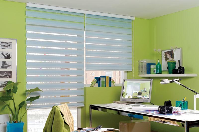 Рулонные шторы (или «рольшторы») Casa Valentina: отличная защита от солнца