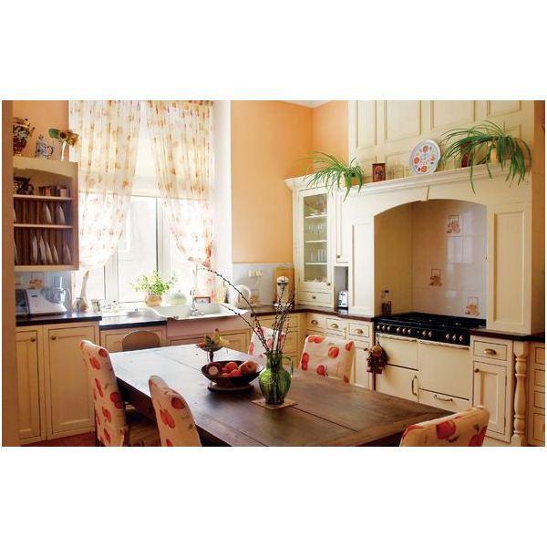 Выбрать шторы для кухни