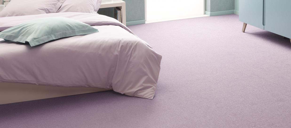 4607 Roomset Carpet Les First 815 Purple 1