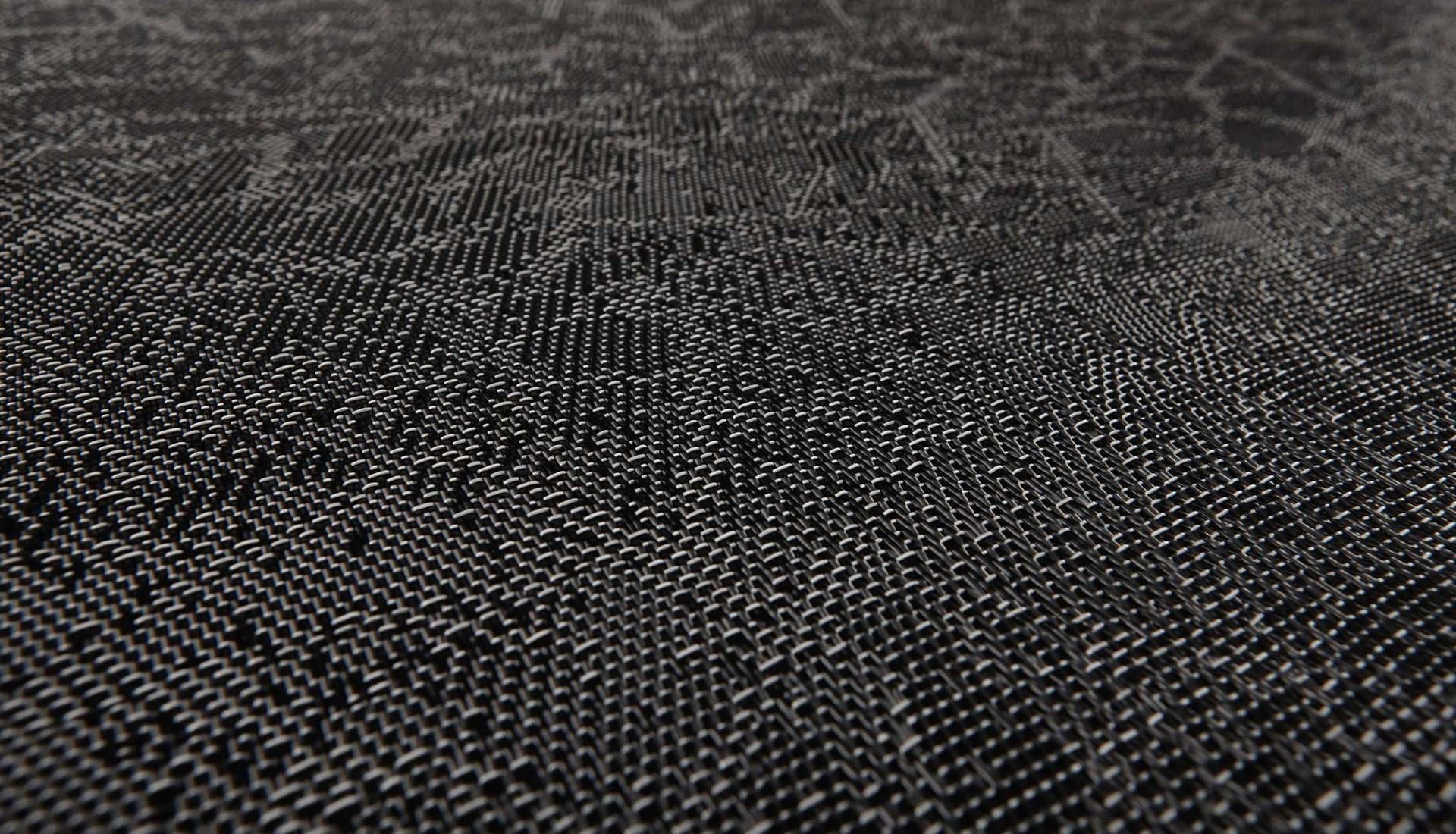 Линолеум Texture Black