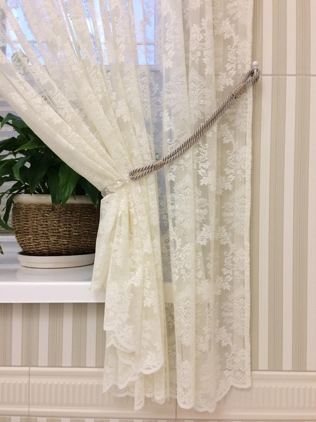 Тюль в ванную комнату GALLERIA ARBEN
