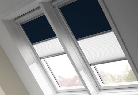 Шторы плиссе для мансардных окон: их сходства и отличия, а также преимущества и недостатки по сравнению с другими типами штор